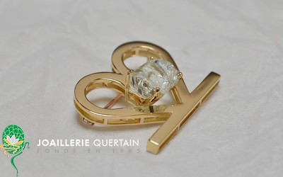 Joaillerie Quertain - Créations BROCHES
